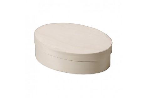 Dėžutė ovali, 5,5x4x2,5 cm. 8735593