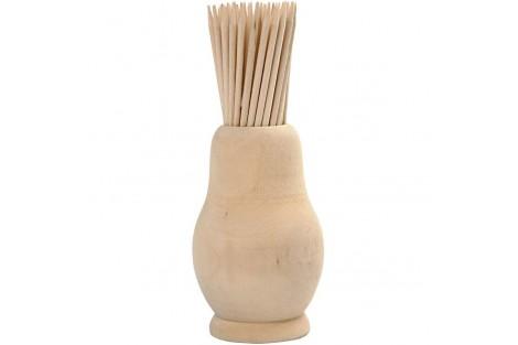 Laikiklis dantų krapštukams (su krapštukais), 10 cm., CR566410