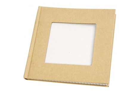 Cardboard notebook, 22x15 cm., 8735749