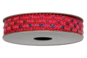 Decoration ribbon,10 mm x 1,8 m., CR41055