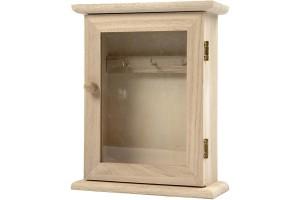 Key cabinet, 18x14x6 cm., CR57533