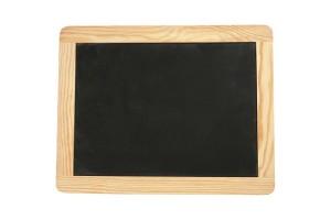 Blackboard, 19x24 cm, 1 pcs., 57609
