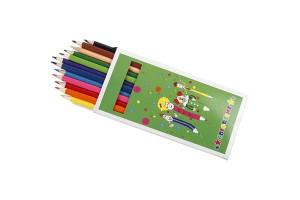 Pieštukai, 12 spalvų, CR38093