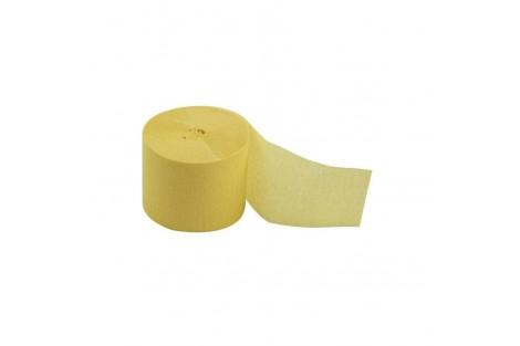 """Crepe"" popierius, baltas, rulonas, 5cm x20 m., CR20892"