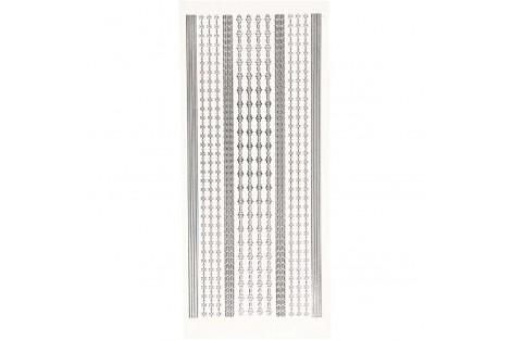 Lipdukai, atirukams, 10x23 cm., CR100721