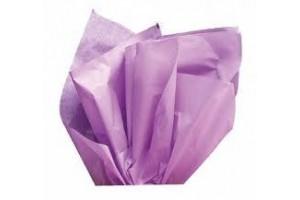 Tissue šilko popierius,  50x70 cm., 13 vnt., alyvinė spalva, F91561