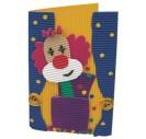 Corrugated board, 50x70 cm, choose color, F741145