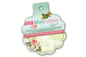Design Paper Mini-Cutties, F11004