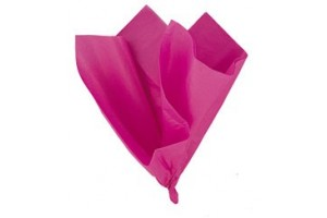 Tissue šilko popierius,  50x70 cm., 13 vnt., rožinis, F91521