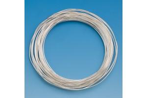 Viela, sidabrinės spalvos,  0,4 mm - 20 m,  6461042