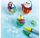 Plastikinis kiaušinis 12 cm., 6918832
