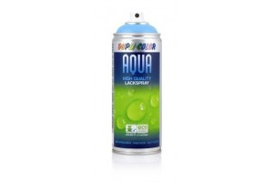 Aqua, lackspray, matt, 350 ml., 252563, black