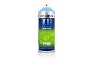 Aqua, lackspray, matt, 350 ml., 252570, white
