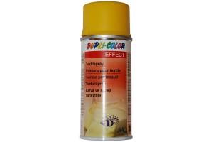 Purškiami tekstilės dažai, geltoni, 150 ml., 319877