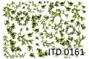 Popierius dekupažui ITD A4 (210x297 mm.) M-0161