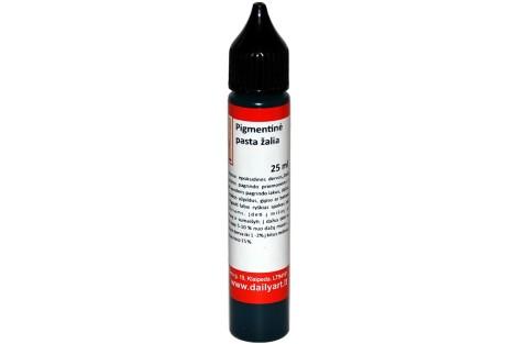 Pigmentinė pasta 25 ml. (mėlyna)
