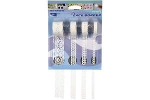 Decorative adhesive tape set, 8-23 mm, 4x2 m, CR28024