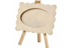 Rėmelis, ant kojelių, 13,2x11,5 cm., CR57478