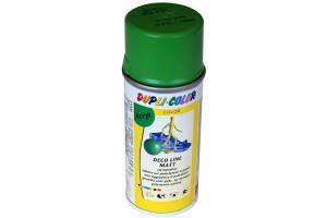Akriliniai purškiami dažai, žali, 150 ml., 749209