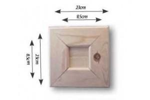 Rėmeliai 23x23 cm., be stiklo, V25104