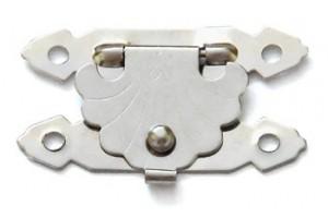 Lock nikel 3,8x2,4 cm. 1715