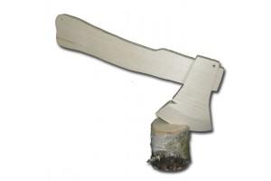 Dekoratyvinis kirvis didelis 30x11,5x1,2 cm.