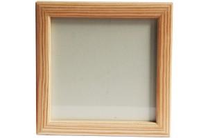 Frames 10x10 cm. for picture, frame width 1,3 cm. (REM11)