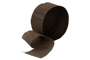 """""""Crepe"""" popierius, rudas, rulonas, 5cm x20 m., CR20892"""