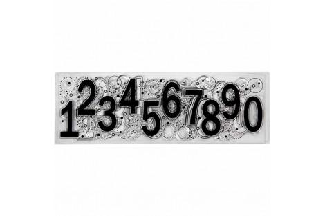 Silikoninis štampukas, 6x16,5 cm., CR5701