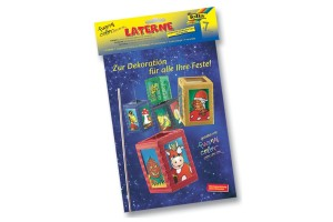 Laterne creative set, F9820