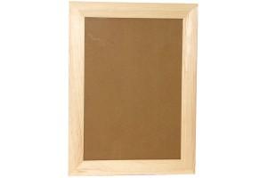 Frames (A4) 21x30 cm. for picture, frame width 3 cm. (REM17)