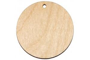 Pagrindas auskarui, pakabukui P2-94 (apvalus 5 cm.)
