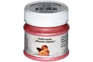 """Paste """"Velvet effect"""" 50 ml. (pink topaz)"""