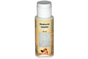 Medium for textile 60 ml.