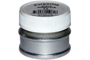 Metallic pigments 25 ml. (silver)