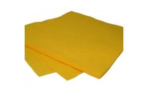 Felt, 20x30 cm., 1 mm., yellow,  V10420-021