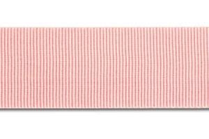 "Light pink ribbon ""grosgrain"", 6 mm., 1 metre, 00821"