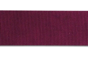 """Vyno raudona  juostelė, """"grosgrain"""", 6 mm., 1 metras,00829"""