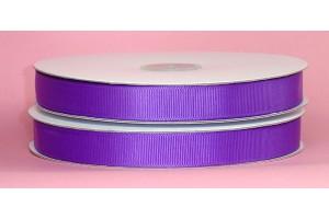 """Violetinė  juostelė, """"grosgrain"""", 6 mm., 1 metras, 00832"""