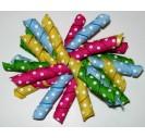 "Ivory  ribbon ""grosgrain"", 9 mm., 1 metre,  00842"