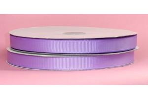 """Šviesiai violetinė juostelė, """"grosgrain"""", 9 mm., 1 metras, 00847"""