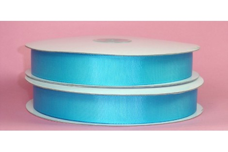 "Fushia ribbon ""grosgrain"", 9 mm., 1 metre,  00860"