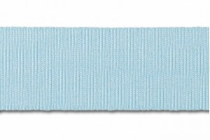 "Žydra juostelė, ""grosgrain"", 16 mm., 1 metras, 00868"