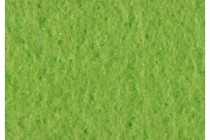 Filcas, 20x30 cm., 1 mm., šviesiai žalia