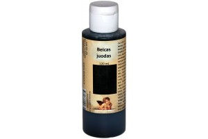 Stain (black) 120 ml.