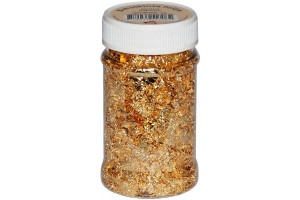 Crushed foil (gold) 100 ml.