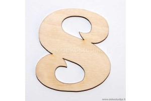 Skaičius 8 (3 cm)