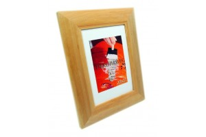 Decoupage picture frame (A4) 21x29,7 cm. (frame width 5 cm.) 2025777