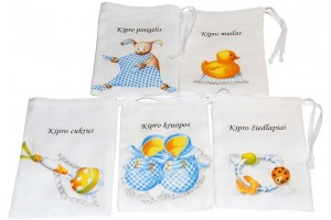 Christian bag 5 pcs.
