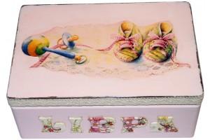 Memories box 32x21x13,5 cm.